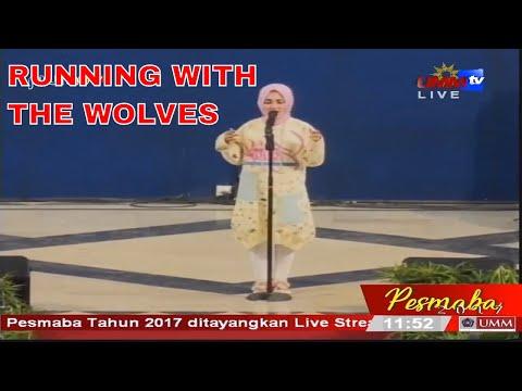 Fatin Shidqia Lubis Running With The Wolves Live Universitas Muhammadiyah Malang