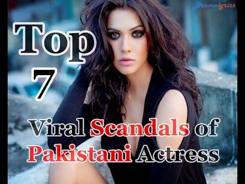 Xxx Mp4 Top 7 Viral Scandals Of Pakistani Actress 2016 3gp Sex