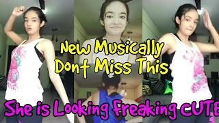 Anushka Sen All New Musicallys || Anushka Sen Cute Dance Must Watch