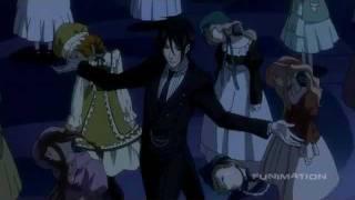 Black Butler (eng dub) ~ Sebastian Sings