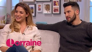 Emmerdale's Gemma Atkinson And Michael Parr On Their NTA Nominations | Lorraine