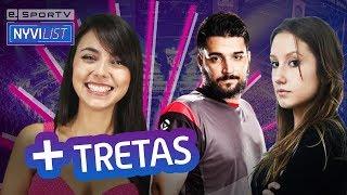 FLAMENGO X RED, COREANO FARSA, DRAMA DA BD...MAIS TRETAS | NyviList #11