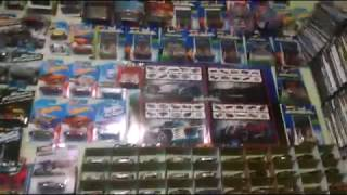 Hot wheels acceleracers highway 35 complete collection all cars preview