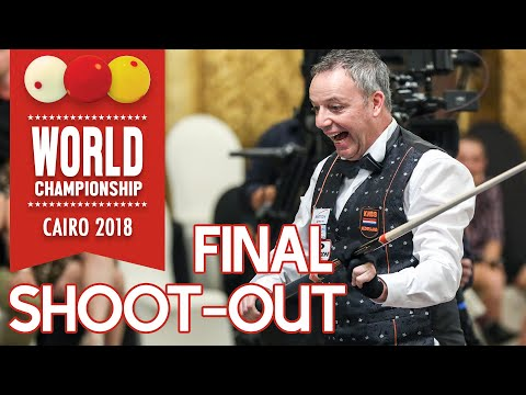 Thrilling final minutes of the 2018 3 Cushion World Championship Final