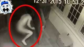 10 Strangest Things Ever Caught On Security Camera