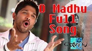 O Madhu Full Song || Julai Movie || Allu Arjun , Iliyana