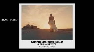 Markus Schulz & Emma Hewitt /Safe From Harm/ Electro Fusion/ RMX