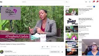 BE WISE--NOT FOOLISH! Contaminated Sugar in Kenya, Israel in Smoke, NEWS!