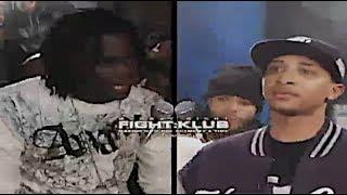 HOLLOW DA DON VS ARSONAL DA REBEL - FLASH BACK (FIGHT KLUB)