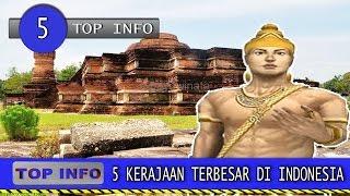 5 Kerajaan Terbesar Di Indonesia Tercinta