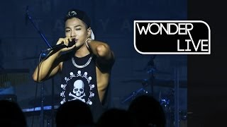 WONDER LIVE Ep.1: TAEYANG(태양) _ 1AM(새벽한시) & Body(아름다워) & Love You To Death [ENG/JPN/CHN SUB]