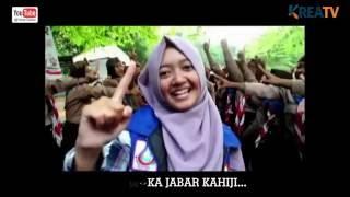 Lagu MENGGAPAI IMPIAN #PramukaJabarKahiji dan LIRIK