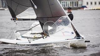 Spaßgerät mit Kiel: VX One – Jollentest 2016