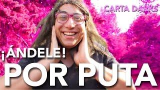 CARTA DARKS: ¡¡SOY BIEN PUTA!!