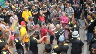 Aksi Demo GMBI Kota Bekasi