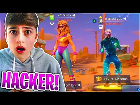 Xxx Mp4 PRO 14 Year Old HACKER Joins My GAME And THIS HAPPENS Fortnite Battle Royale 3gp Sex
