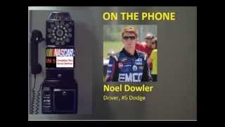 NASCAR in 5: Canadian Tire Series Edition, Edmonton Pre-Race