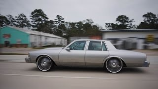Bagged LSX Caprice Before the Rebuild