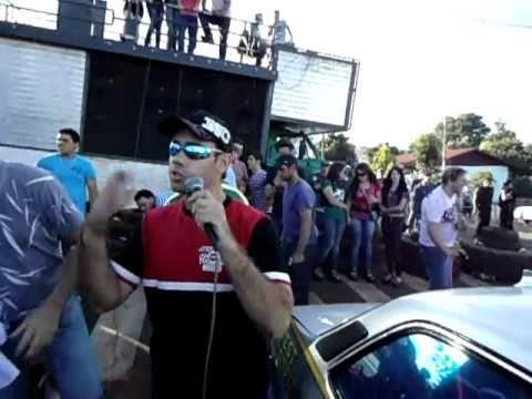 Ariel Buss Show de Manobras Cavalo de Aço Ipuaçu