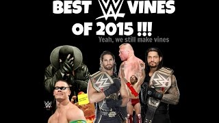 BEST WWE VINES OF 2015 !!!