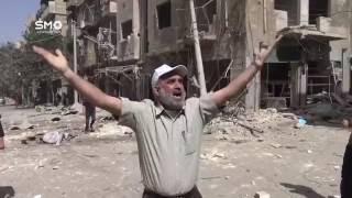 تقرير يسلط الضوء على استهداف روسيا المعارضة المعتدلة التي تحارب كلا من نظام الأسد و داعش