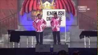 Maharaja Lawak Mega 2013 - Minggu 12 - Persembahan Zaman Kolej - Jambu