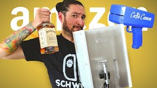 VAPING ALCOHOL IN A STRIP CLUB • AMAZON PRIME TIME