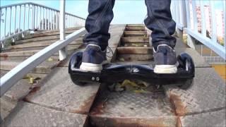 eROLL - OFF ROAD and SPEED - Mini Segway teszt