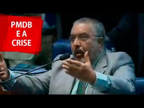PMDB não tem nada a ver com a crise atual? Paim responde