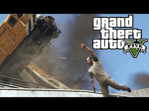 GTA 5 Fails Wins & Funny Moments: #68 (Grand Theft Auto V Compilation)