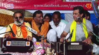 13-Sawan 1'st Somvar-2017-Shakti Bhajanpith Aashram santwani    Kirtidan Gadhvi & Laxman Bapu   