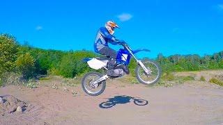 Dirt Bike Sand Pit Riding