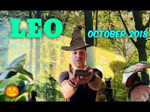 Xxx Mp4 LEO October 2018 THE MOST SIGNIFICANT CHANGE Love Leo Horoscope Tarot 3gp Sex