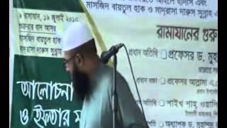 Bangla: Ramzaner Gurutwo o Tatporjo - Shah Mohammad Waliullah