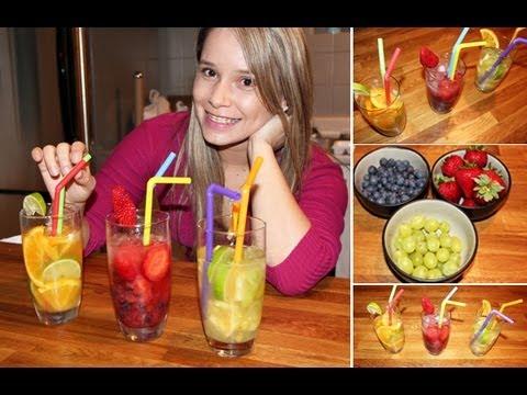 Bebidas Fáceis Deliciosas e Refrescantes