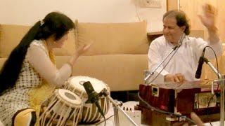Bhajan Samrat Anup Jalota & Anuradha Pal - Lazzat-e-gham Badha Deejiye