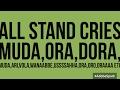 Download Video Download All Stand Cries In Jojo's Bizarre Adventure 3GP MP4 FLV
