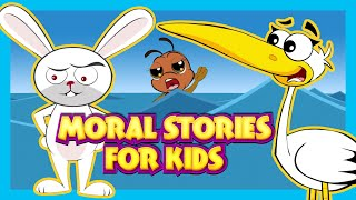Moral Stories For Kids | Stories In English For Children | Education With Animation