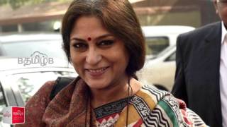 Roopa Ganguly -  Hindi, English must be Mandatory