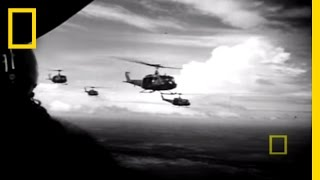 Inside Vietnam: Battle at Ia Drang | National Geographic
