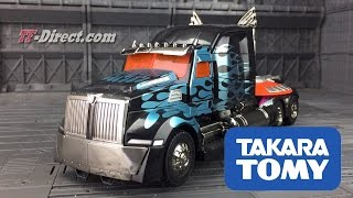 Transformers 4 - Lost Age - Black Knight Optimus Prime AD-31 Nemesis