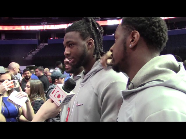 TigerNet.com - Shadell Bell interviews Mike Williams