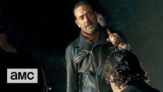 The Walking Dead: 'Jeffrey Dean Morgan on Playing Negan'