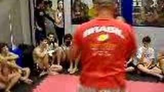 muay  thai dream team fabiano cabeção