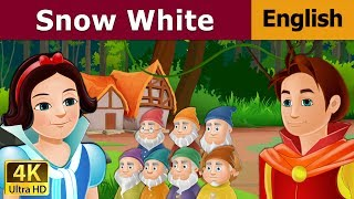 Snow White and The Seven Dwarfs in English - Fairy Tales - Bedtime Stories - English Fairy Tales