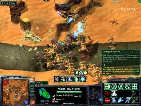 SC2 FFS Event226 Game 4 Part 4/6 (Hero Attack 3X)