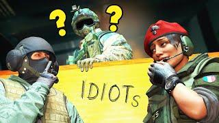 New season but same idiots... - Rainbow Six Siege