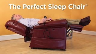 The Perfect Sleep Chair - Ultimate Comfort in a Lift Chair