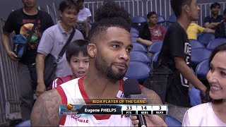 Best Player: Eugene Phelps | PBA Governor's Cup 2017
