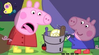 Peppa Pig English Episodes | Night Animals with Peppa! 🌙 | Cartoons for Children #159